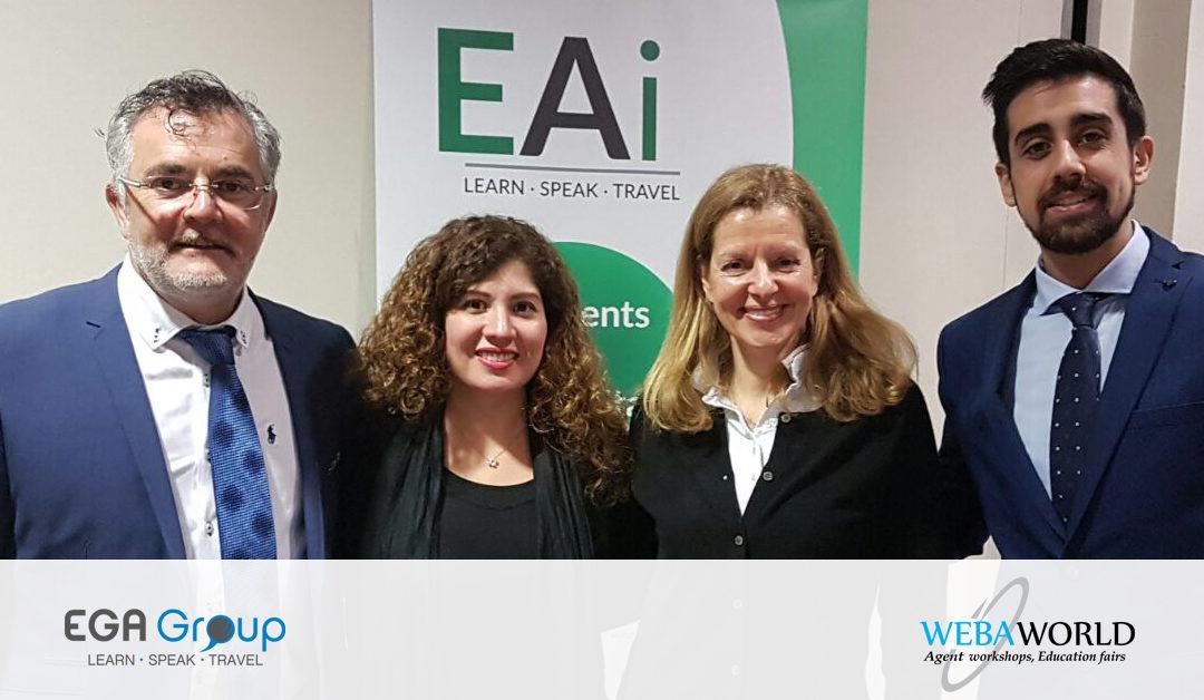 EGA Group en Weba Dublín