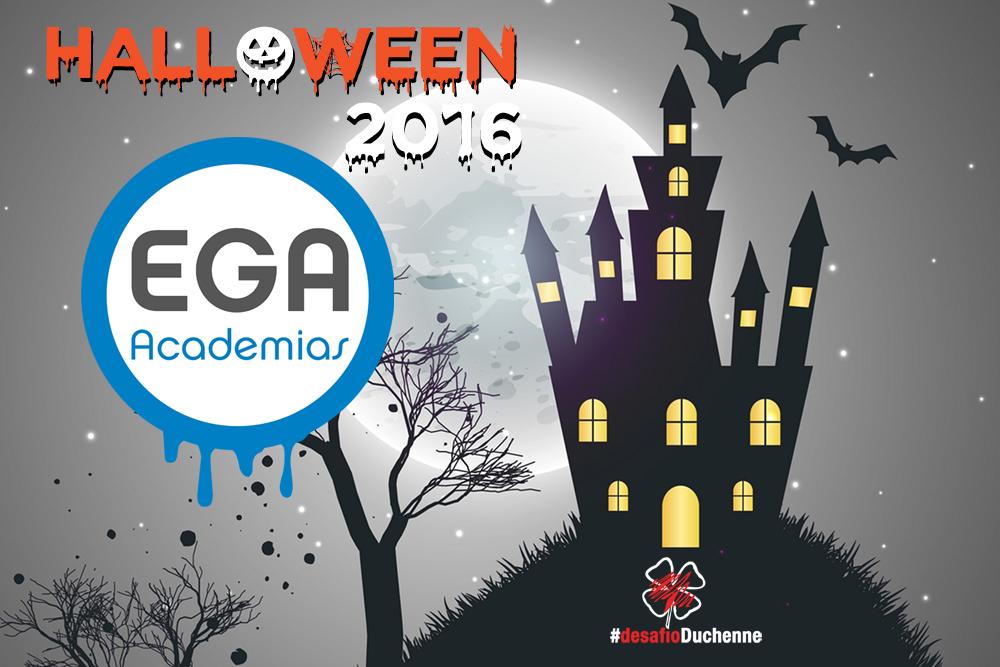 Éxito total Halloween Solidario «Casa del Terror»